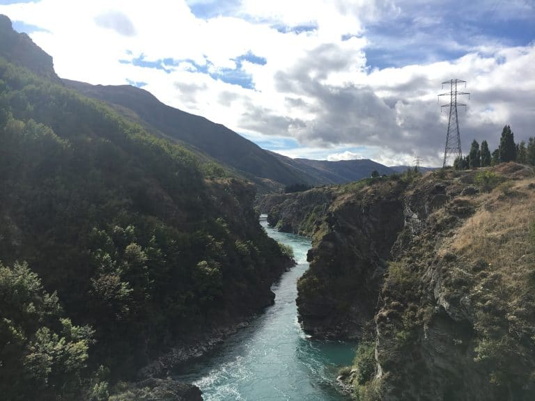 Kawerau River from the bungy bridge! - Escape by Yoga/Escape by Golf